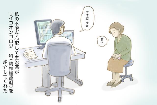ショートストーリー:不眠編2