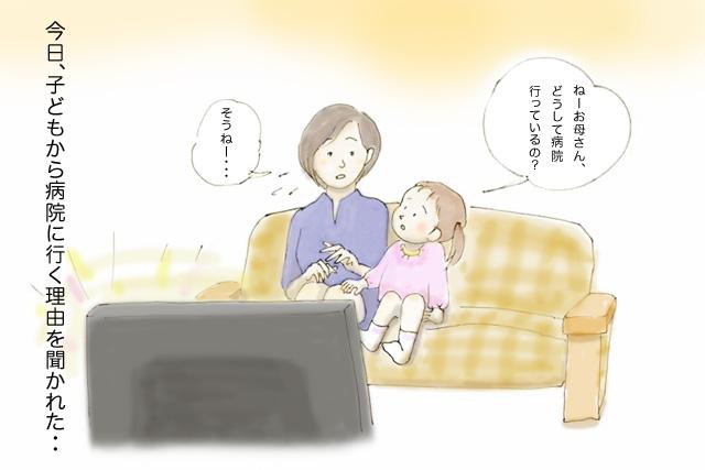 ショートストーリー:子どもへの説明編1